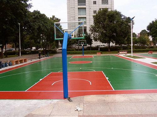 硅PU球场1